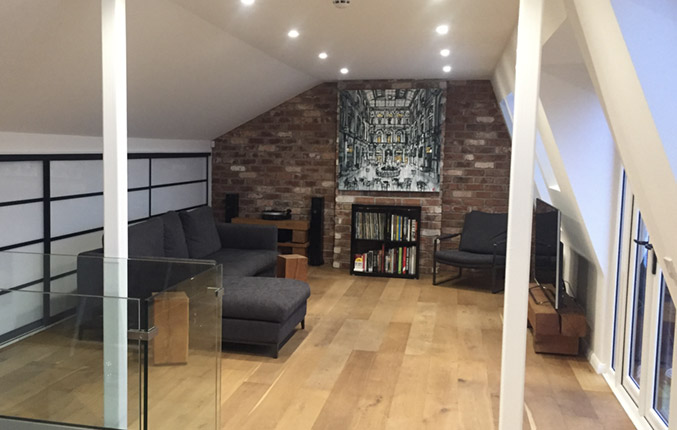 Loft Extension and Interior Refurbishment